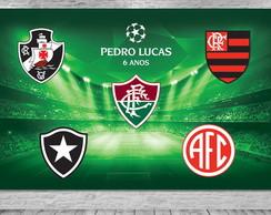 Painel Times de Futebol - Frete Grátis 73c16110dbeef