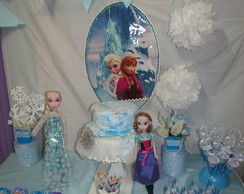 Kit festa Frozen 1