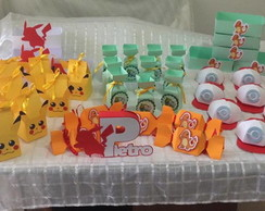Kit Personalizados scrap Pokemon