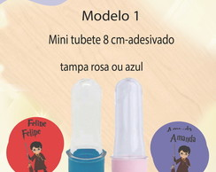 Mini tubete -Harry Potter-Modelo 1