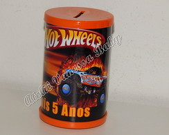 Cofrinho Hot Wheels