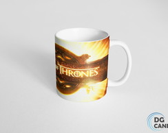 Caneca Game Of Thrones (Mod.: 07)