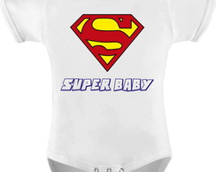 Body Personalizado Super Baby