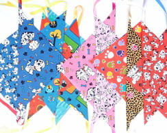 Bandana Pet - Kit com 50 unidades
