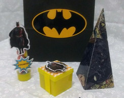 Kit no tema Batman