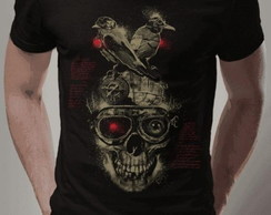 Camiseta - Steampunk