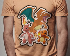 Camiseta - Zard evolution