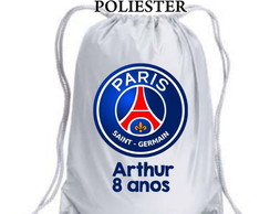 Mochilinha Tema PSG Paris Saint Germain