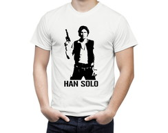 Camiseta Star Wars Han Solo