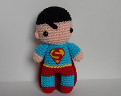Superman amigurumi