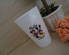 Copo Mega Drink 550ml Mickey Minnie
