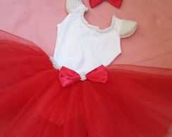 Kit Tutu Bailarina + collant