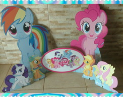 Display My little Pony