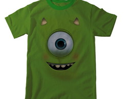Camiseta Monstros SA Mike - Adulto