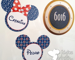 Orelhas Mickey Minnie Disney Dream