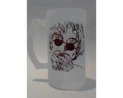 CANECA CHOPP RAUL SEIXAS EXCLUSIVA