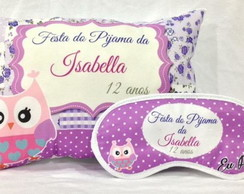 Kit nº 3 Festa do Pijama Personalizado