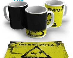 Caneca Mágica - This is Sparta