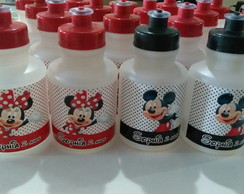 Squeeze Tema Mickey ou Minnie
