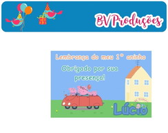 Tag - Peppa e George Pig