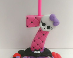 Vela Monster High biscuit