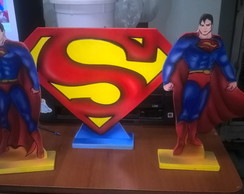 Kit Display de mesa Super Homem