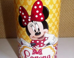 Cofrinhos Personalizados - Minnie Mouse