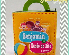 Kit Mundo Bita do Davi