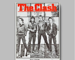 Poster - THE CLASH