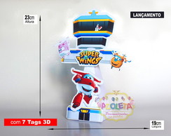 torre do super wings
