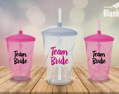Copos Twister Team Bride