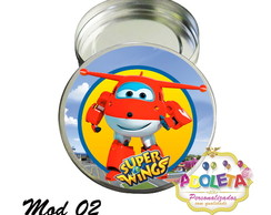 latinha super wings