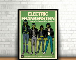 Quadro Electric Frankenstein / Ramones