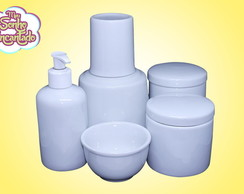 Kit higiene porcelana 005