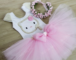 Conjunto Hello Kitty Primavera
