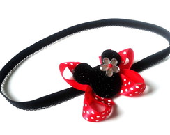 HEADBAND LAÇO MINNIE HI58!