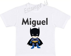 Camiseta do Batman Camiseta Personalizada do Batman
