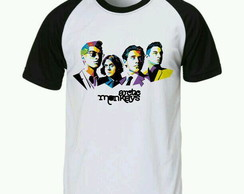 Camiseta Arctic Monkeys Raglan