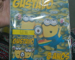 Revista de colorir Minions