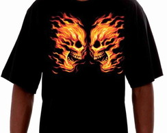 Camisetas Flame Faceoff