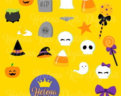 Kit Digital Hallowen