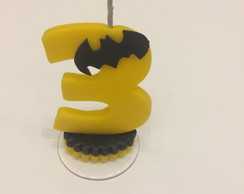 Vela Biscuit Batman
