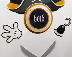 e7e4ae96a5 ... Mickey Pirata Completo - Disney Dream Decoração