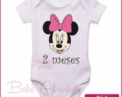 Body 2 meses Minnie