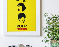 Poste Pulp Fiction