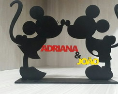 Casal da Disney Mickey e Minnie personal