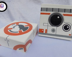 Caixa BB-8 Star Wars