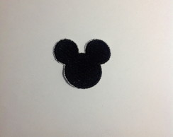Patch Bordado Logo Mickey - modelo1