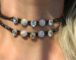 Mix Chokers Clara - Cód. M038