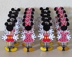 Tubete Mickey e minnie 3d